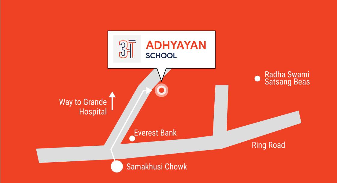 Adhyayan Map